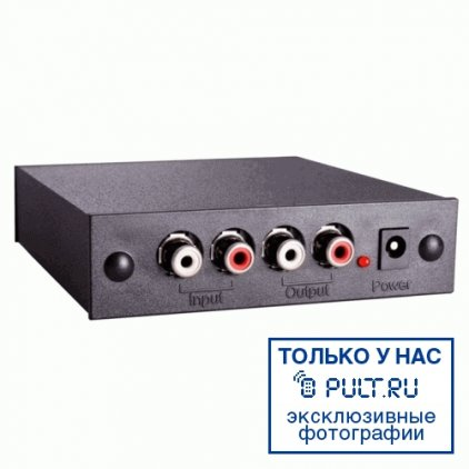 Фонокорректор Rega Fono Mini A2D Black