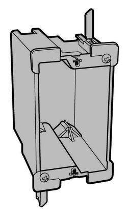 Установочная коробка Russound S1-18-W (1 gang box)