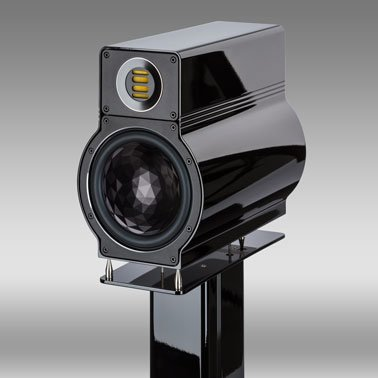 Полочная акустика Elac BS 314 high gloss black
