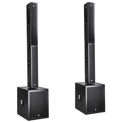 Комплект звукового оборудования RCF NX series №2