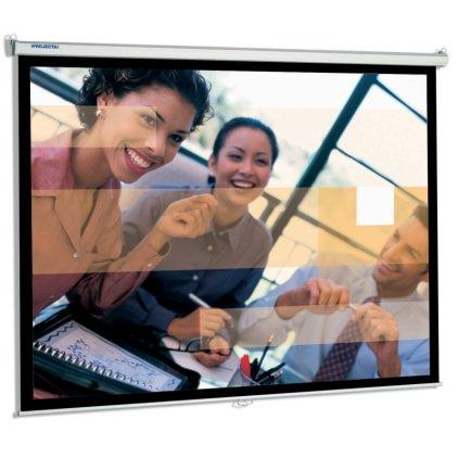 "Экран Projecta SlimScreen 123x160 cm (72"") Matte White настенный рулонный (10200068)"