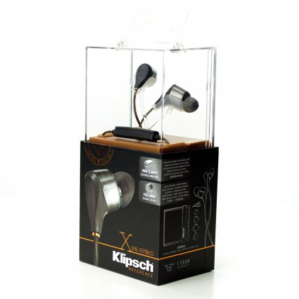 Наушники Klipsch XR8i Reference In-Ear