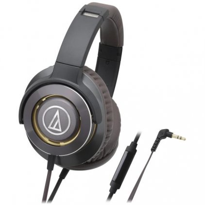Наушники Audio Technica ATH-WS770iS GM