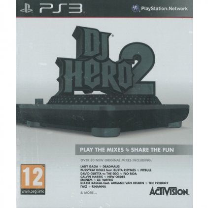 Игра для PS3 DJ Hero 2