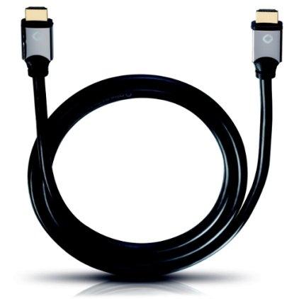 HDMI кабель Oehlbach 92434 HDMI-HDMI 2.2m