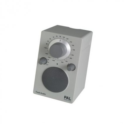 Радиоприемник Tivoli Audio Portable Audio Laboratory moonlight gray (PALGRY)