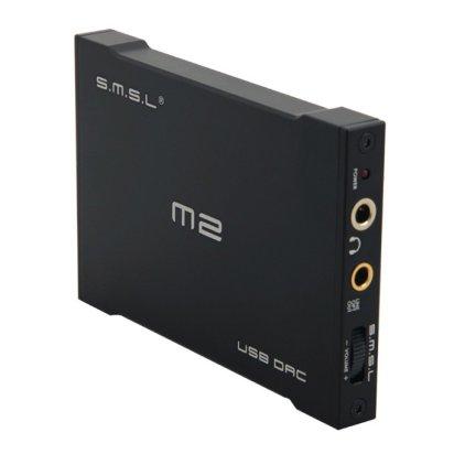 Усилитель для наушников SMSL M2 black