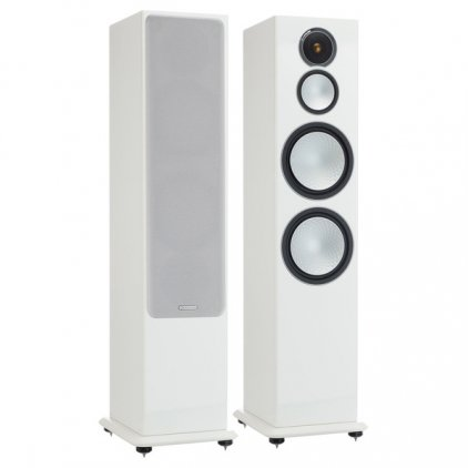 Напольная акустика Monitor Audio Silver 10 high gloss white