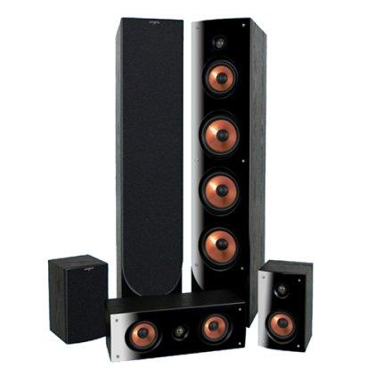 Комплект акустики Tangent Expression 5-pack black