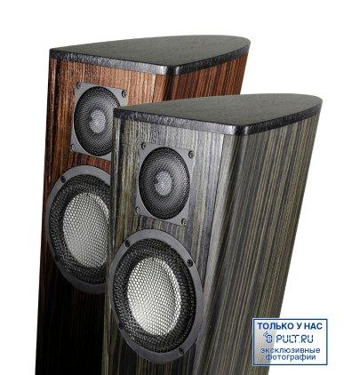Напольная акустика Albedo Audio HL 2.2 ebony