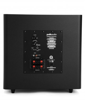 Сабвуфер Polk audio PSW125 Black