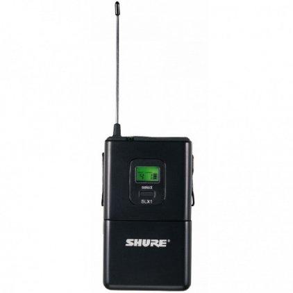 Shure SLX1 L4E 638 - 662 MHz