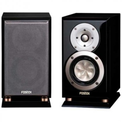 Полочная акустика Fostex GX100 Limited black high gloss