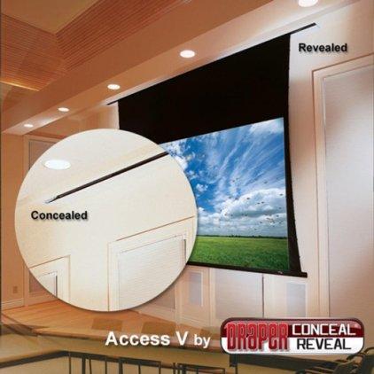"Экран Draper Access/V NTSC (3:4) 183/72"" 108*144 XT1000V ebd 12"""