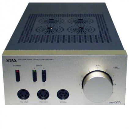 Усилитель для наушников Stax SRM-007t II Driver unit (ламповый)