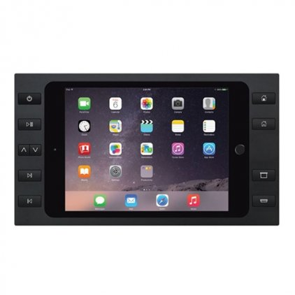 Рамка iPort SURFACE MOUNT BEZEL BLACK WITH 10 BUTTONS (For iPad Mini 4)