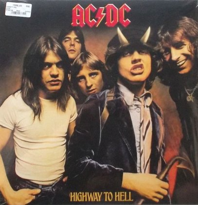 Виниловая пластинка AC/DC HIGHWAY TO HELL (Remastered/180 Gram)