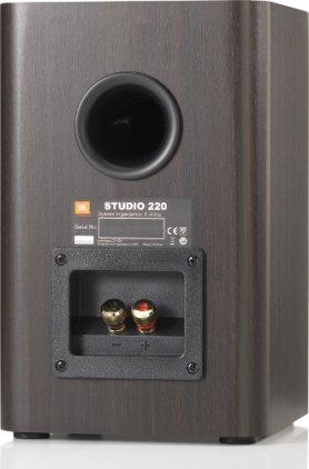 Полочная акустика JBL Studio 220 brown