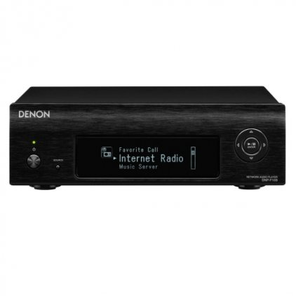 Сетевой аудио проигрыватель Denon DNP-F109 black