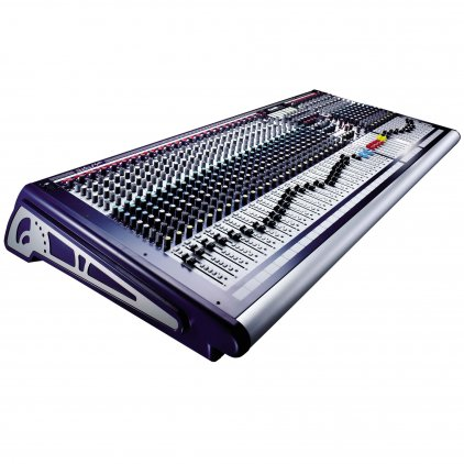 Микшер Soundcraft GB4