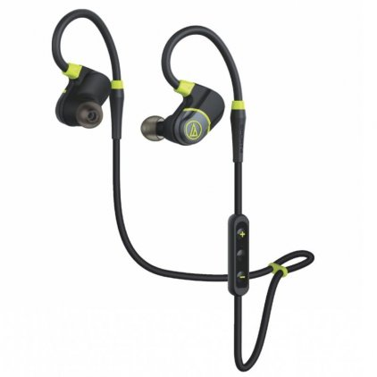 Наушники Audio Technica ATH-SPORT4 black