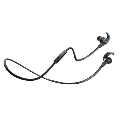 Наушники Monster Adidas Perfomance Bluetooth In-Ear Headphones Black (128648-00)
