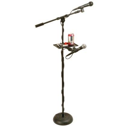 Микрофонный держатель с лотком On-Stage MST1000