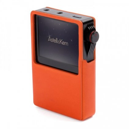 Чехол для Astell&Kern AK120 orange