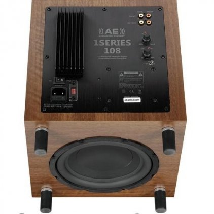 Сабвуфер Acoustic Energy AE 108 walnut