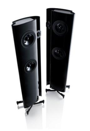 Напольная акустика Vienna Acoustics Schonberg piano black