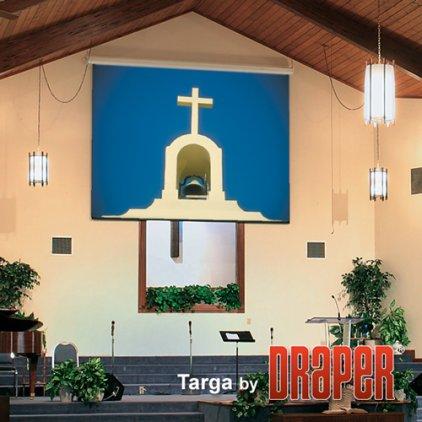 "Экран Draper Targa NTSC (3:4) 610/240"" 358*478 MW (XT1000E)"