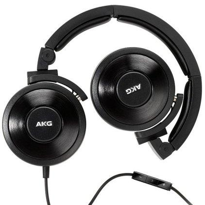 Наушники AKG K618DJ black