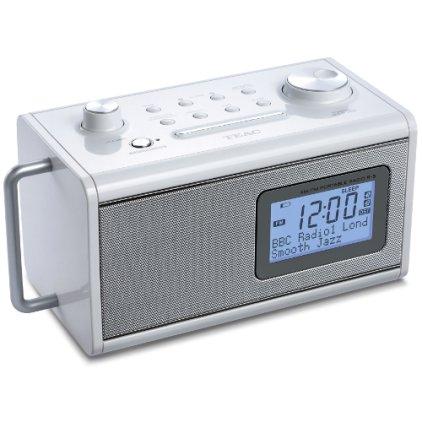 Радиоприемник Teac R-5 white
