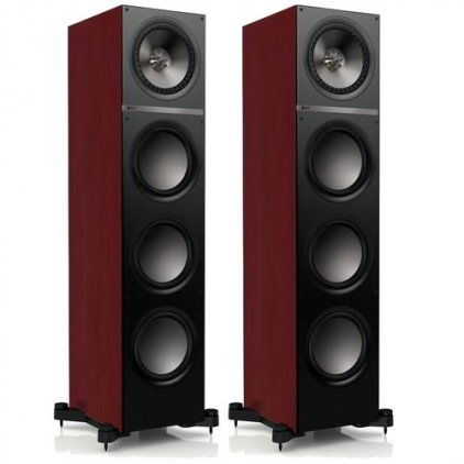 Напольная акустика KEF Q700 rosewood vinyl