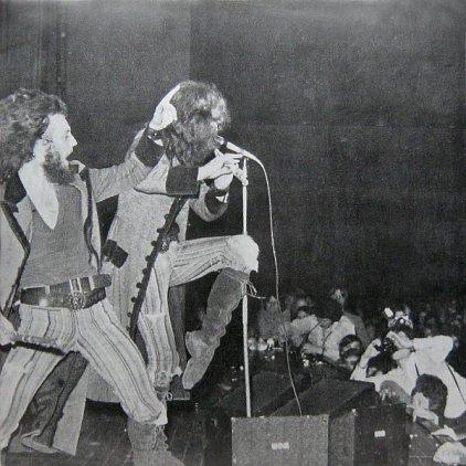 Виниловая пластинка Jethro Tull BENEFIT (W294)