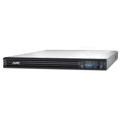 APC Smart-UPS SMT1500RMI1U 1500 black
