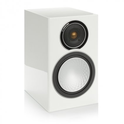 Полочная акустика Monitor Audio Silver 1 high gloss white