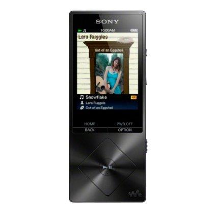 Плеер Sony NWZ-A17 black