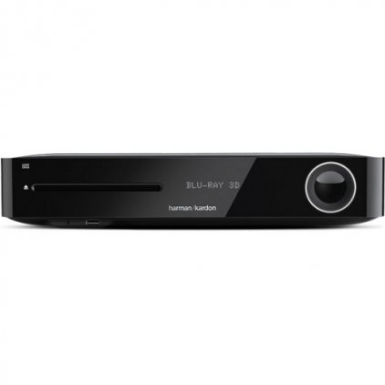 AV ресивер Harman Kardon BDS 580 black (BDS 580BQ/230-C5)