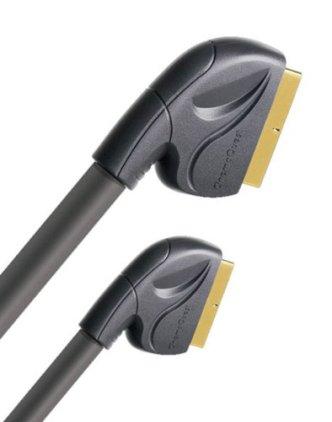 Кабель межблочный видео Audioquest A-SCART 1.5m SCART<->SCART