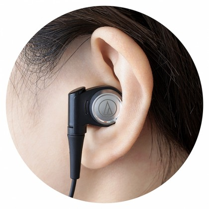 Наушники Audio Technica ATH-CKR9