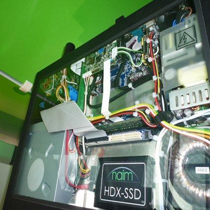 CD проигрыватель Naim HDX-SSD