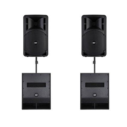 Комплект звукового оборудования RCF ART3 series