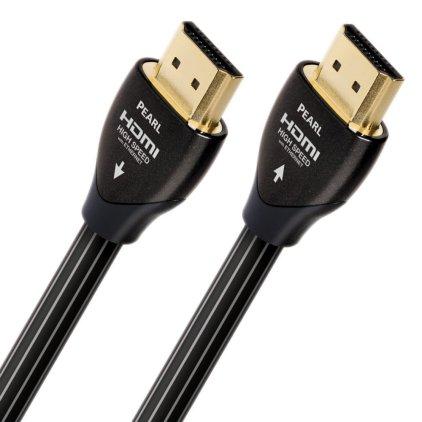 HDMI кабель AudioQuest HDMI Pearl 1.0m PVC
