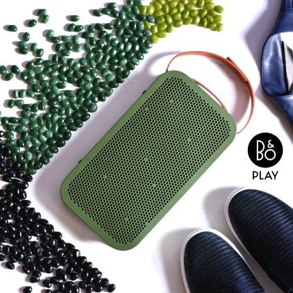 Портативная акустика Bang & Olufsen BeoPlay A2 Green