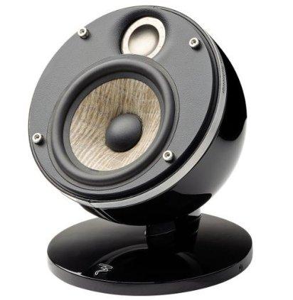 Полочная акустика Focal Dome Sat 1.0 Flax black