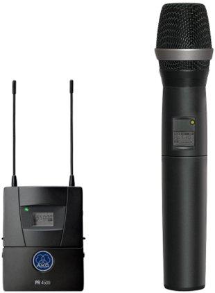 Радиосистема AKG PR4500 HT Set BD7