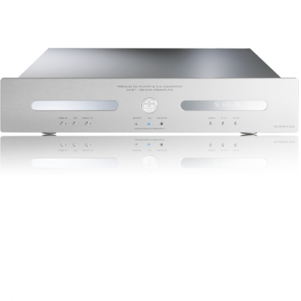 CD проигрыватель Accustic Arts Player ES MK2 silver
