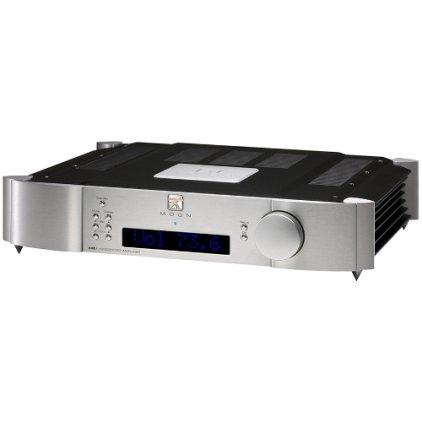 Стереоусилитель Sim Audio MOON 600i silver (синий дисплей)