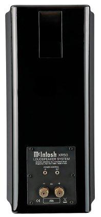 Полочная акустика McIntosh XR50 red walnut